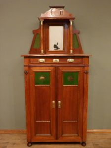 antike schr nke antike m bel berlin jugendstil gr nderzeit. Black Bedroom Furniture Sets. Home Design Ideas