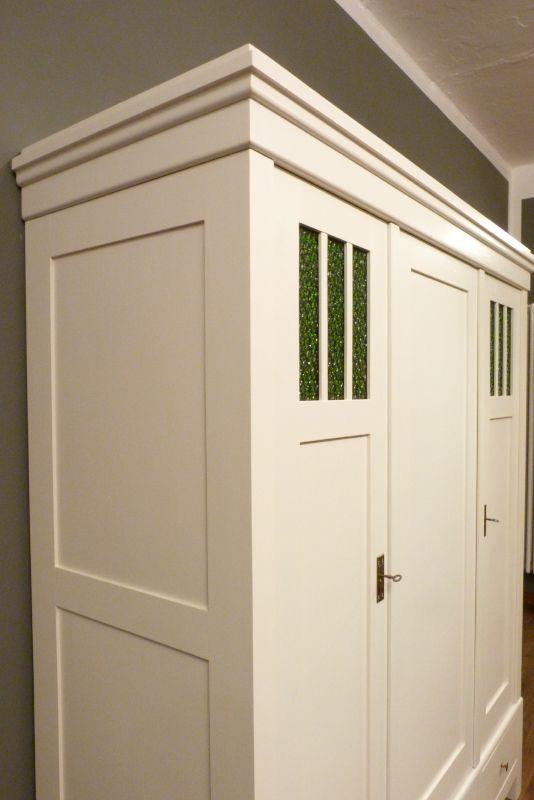 schrank555 antike schr nke berlin dreit riger jugendstil. Black Bedroom Furniture Sets. Home Design Ideas